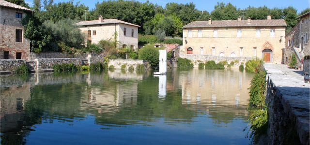 bagno vignoni terme libere Unico Terme in Toscana Destinazioni e Consigli per una Vacanza alle Terme