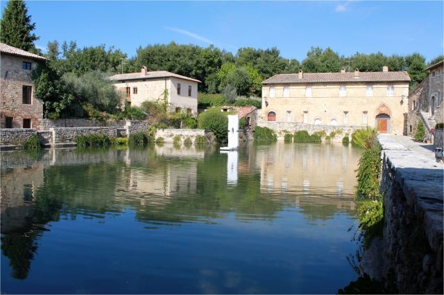 Agriturismo Collosodo | Thermal wellbeing: Bagno Vignoni and San ...